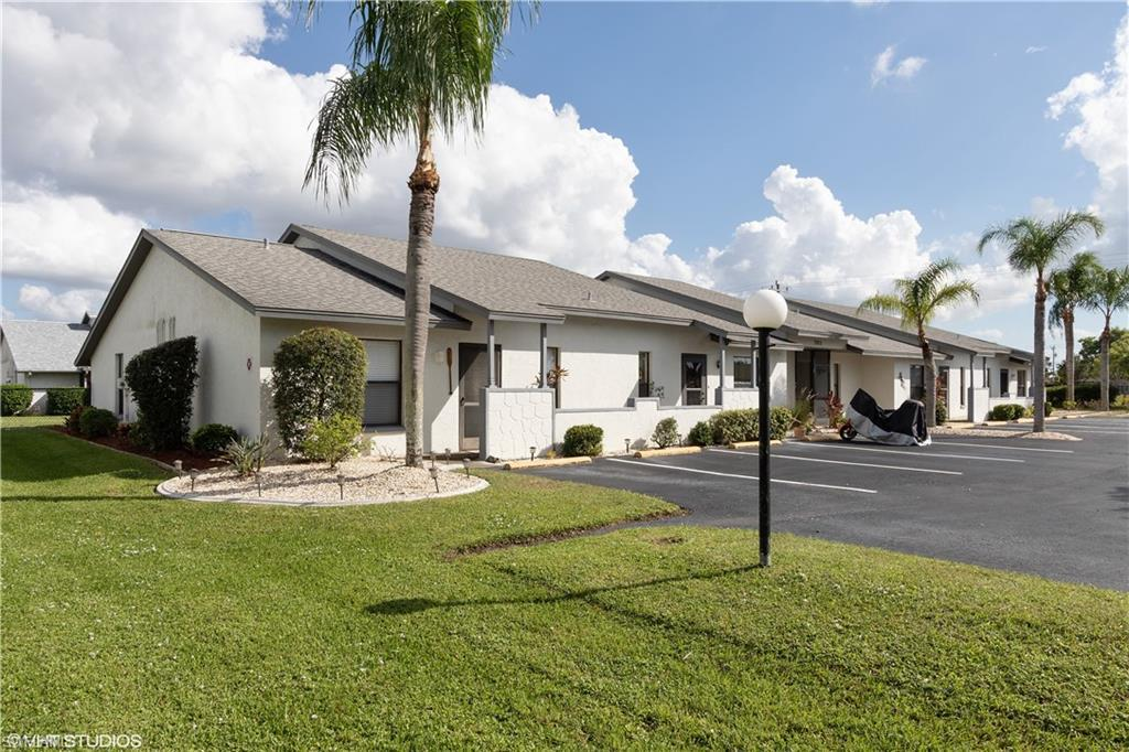 Image of     # Cape Coral FL 33914 located in the community of GARDEN PATIOS OF CAPE CORAL