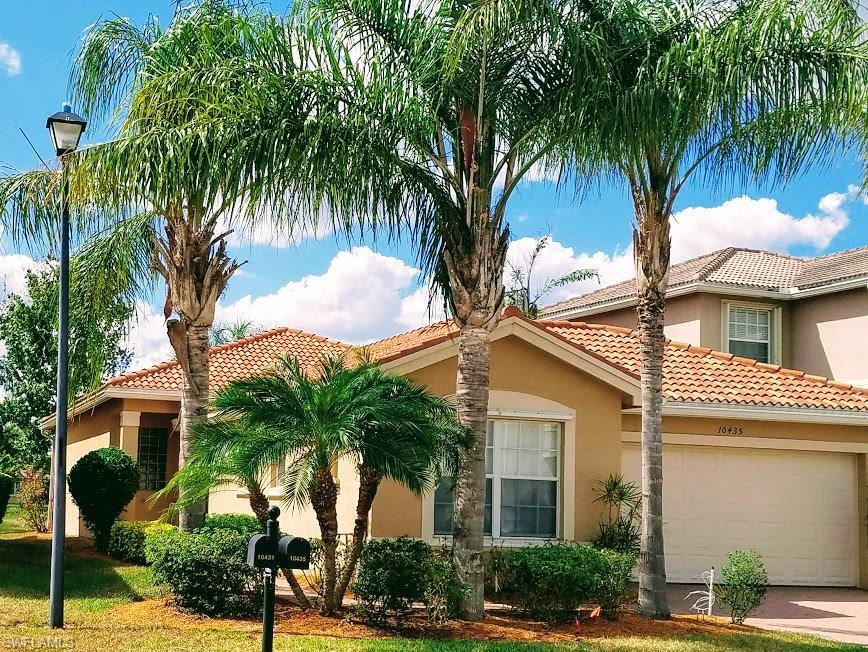 Image of 10435 Blue Beech LN  # Fort Myers FL 33913 located in the community of BOTANICA LAKES