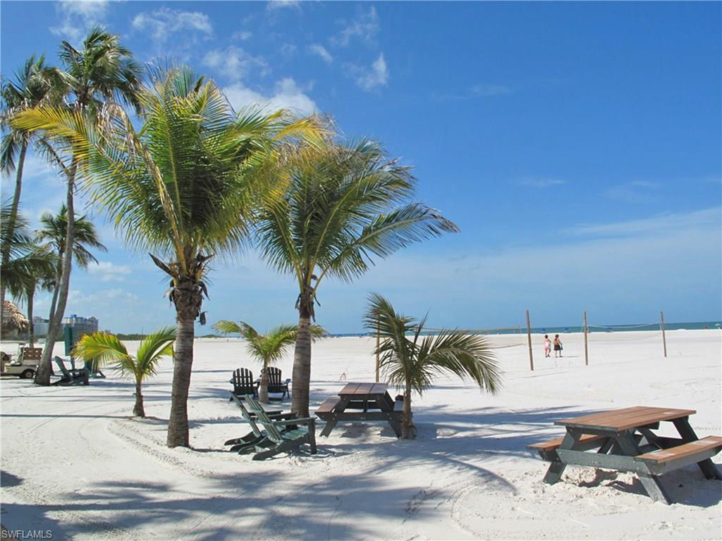 Photo of The Palms Of Bay Beach 4223 Bay Beach in Fort Myers Beach, FL 33931 MLS 218008795