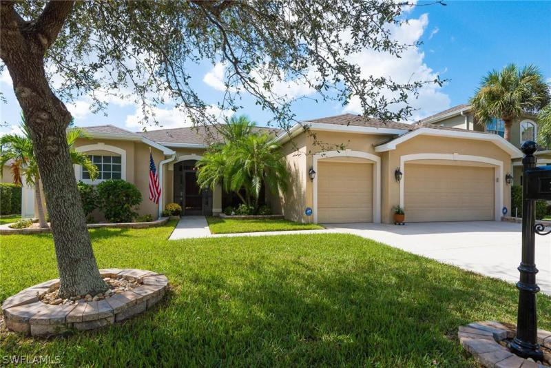 Image of     # Fort Myers FL 33912 located in the community of DANFORTH LAKES