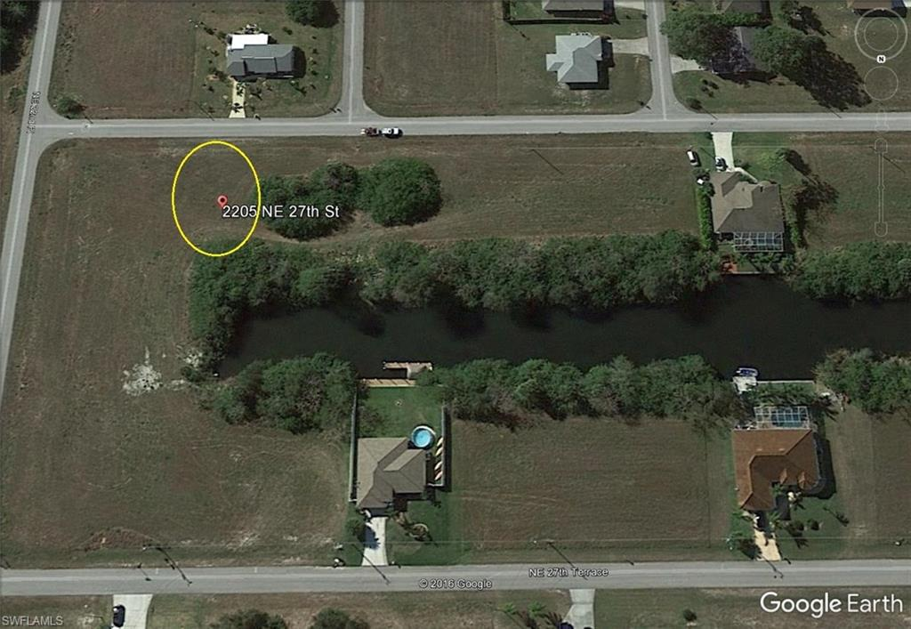 2205 Ne 27th Street, Cape Coral, Fl 33909