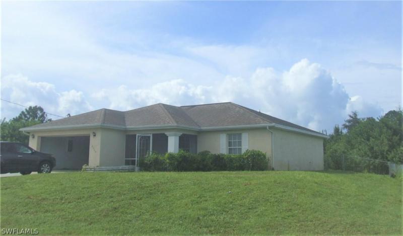 2604 SW 4th, Lehigh Acres, FL, 33976