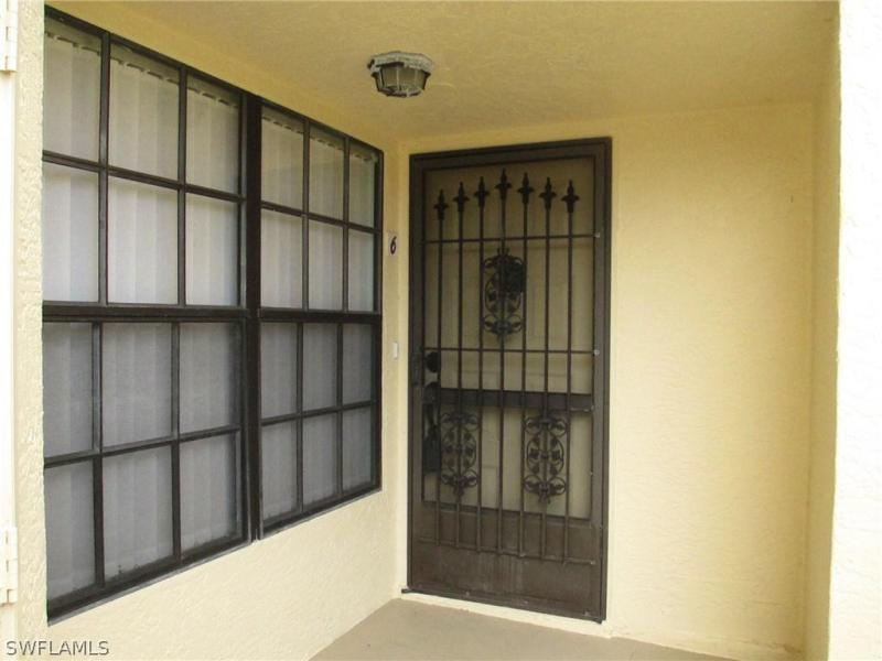 Image of 17250 Eagle TRCE  #6 Fort Myers FL 33908 located in the community of TERRAVERDE COUNTRY CLUB
