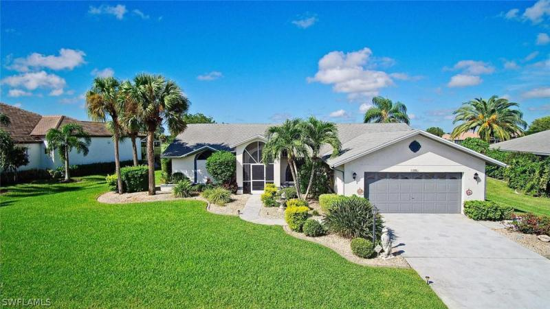 Homes For Sale In The Cape Royal Subdivision Cape Coral