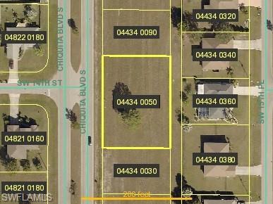 1401 Chiquita Boulevard, Cape Coral, Fl 33991