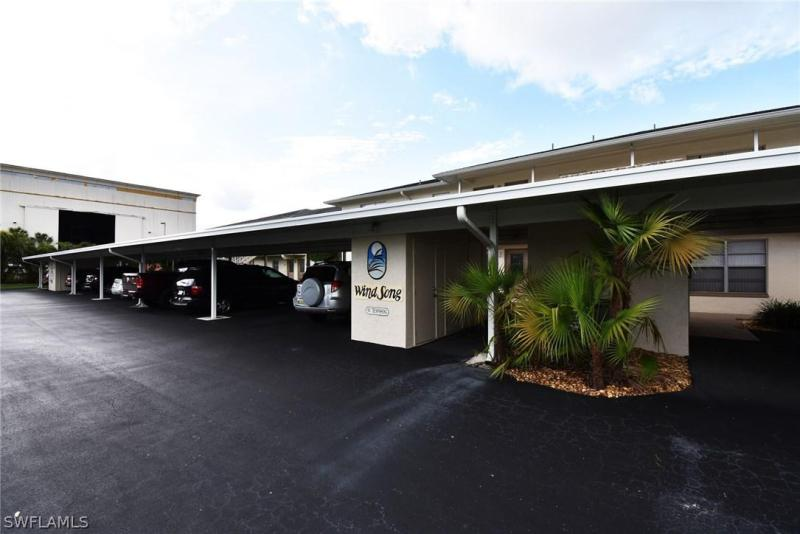 Image of     # Cape Coral FL 33904 located in the community of WIND SONG CONDO