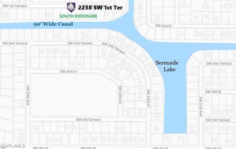 2238 Sw 1st Terrace, Cape Coral, Fl 33991