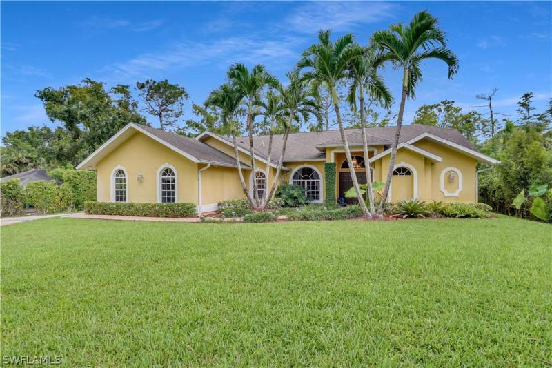 Image of 6070 Dogwood WAY  # Naples FL 34116 located in the community of LOGAN WOODS
