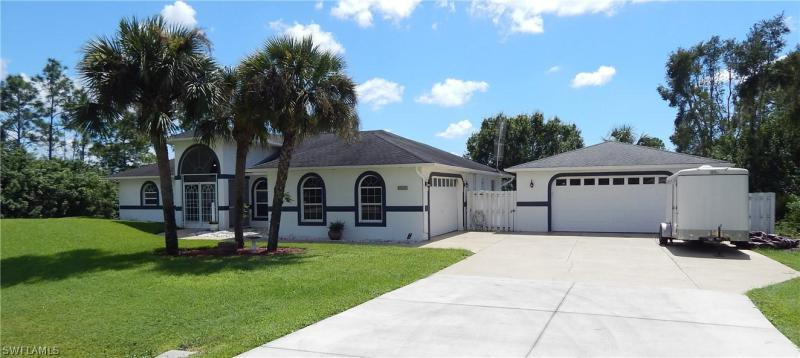 Image of 8511 Buckingham RD  # Fort Myers FL 33905 located in the community of LEHIGH ACRES