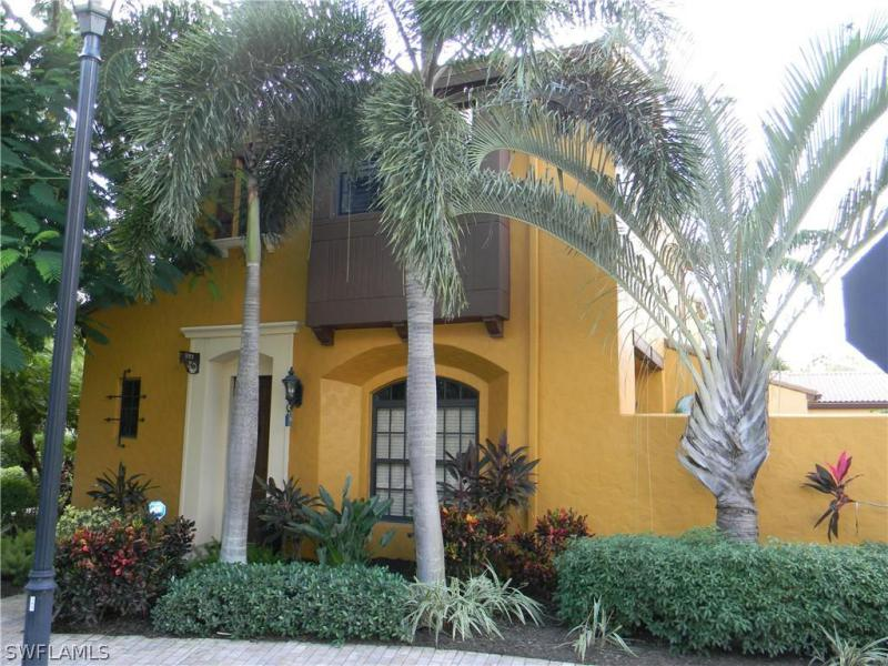Image of 8132 Bibiana WAY  #101 Fort Myers FL 33912 located in the community of PASEO