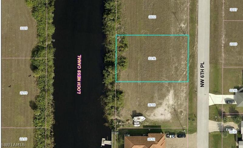 2218 Nw 6th Place, Cape Coral, Fl 33993
