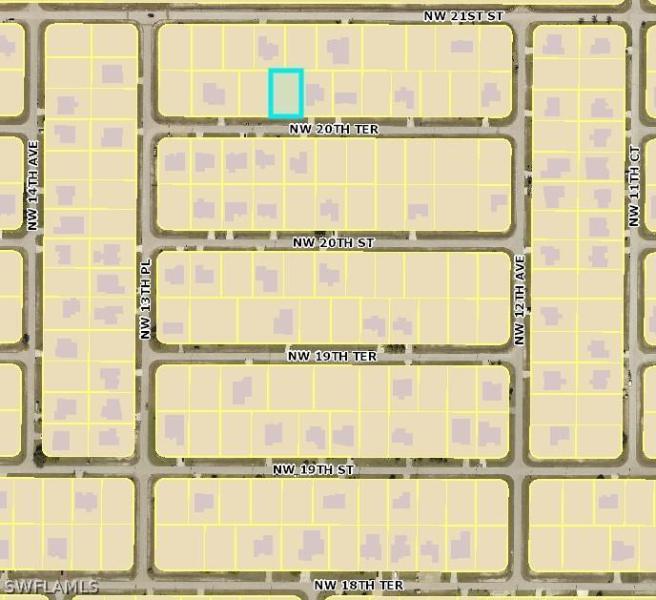 1231 Nw 20th Terrace, Cape Coral, Fl 33993