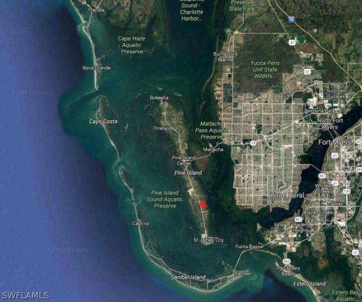 Photo of 3837 Tropical Point Drive, Saint James City, FL 33956