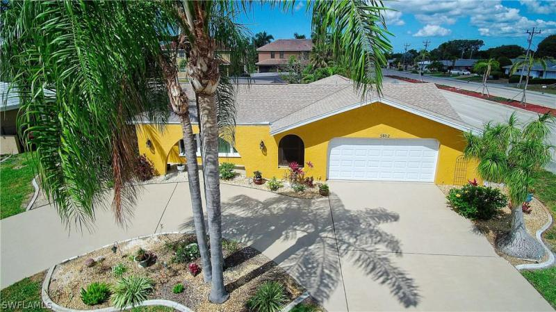 One of Cape Coral 3 Bedroom Homes for Sale at  Deauville