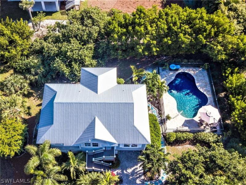 Leather Fern, Sanibel in Lee County, FL 33957 Home for Sale