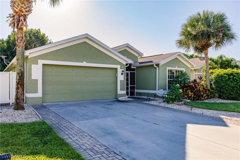 Image of 15661 Beachcomber AVE  # Fort Myers FL 33908 located in the community of BEACHWALK ISLES
