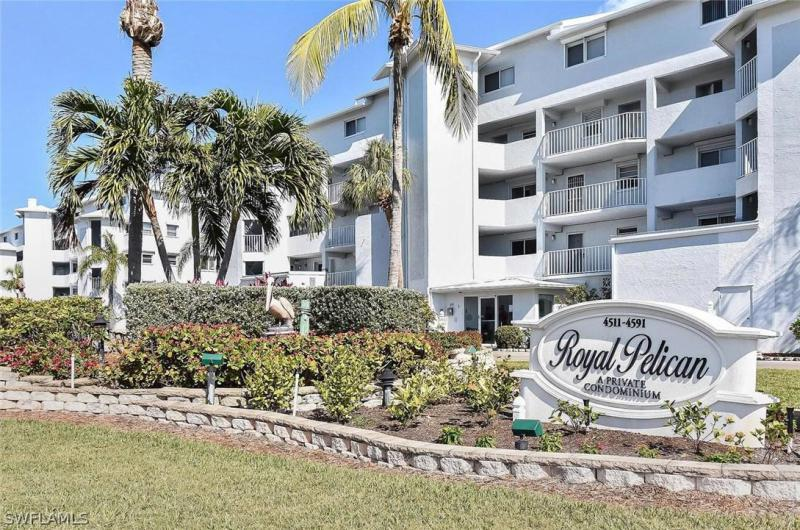 Photo of Royal Pelican Townhouse 4581 Bay Beach in Fort Myers Beach, FL 33931 MLS 218004031