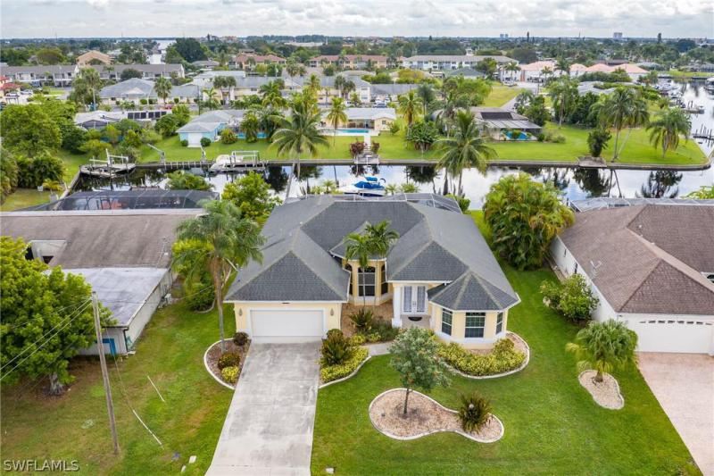 One of Cape Coral 3 Bedroom Homes for Sale at  Country Club