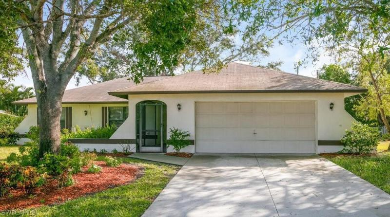 18566  Sunflower RD, Fort Myers, FL 33967-