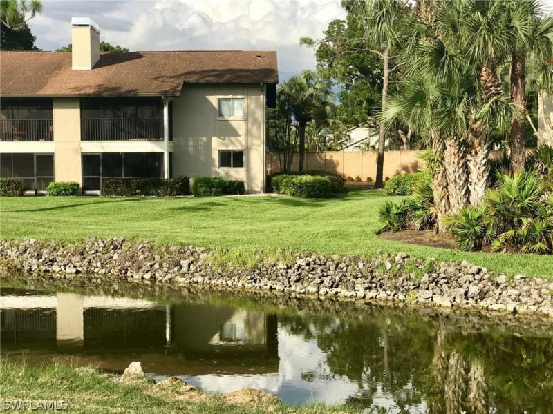 Image of 16560 Partridge Place RD  #101 Fort Myers FL 33908 located in the community of THE FOREST