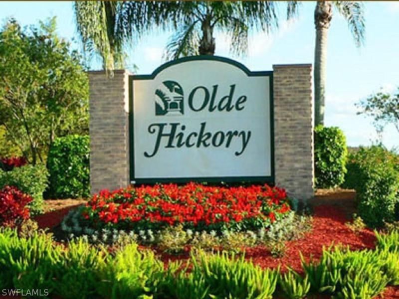 Image of 14551 Hickory Hill CT  #115 Fort Myers FL 33912 located in the community of OLDE HICKORY GOLF & COUNTRY CL