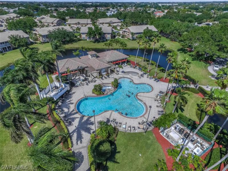 Image of 15020 Bridgeway LN  #402 Fort Myers FL 33919 located in the community of PARKER LAKES