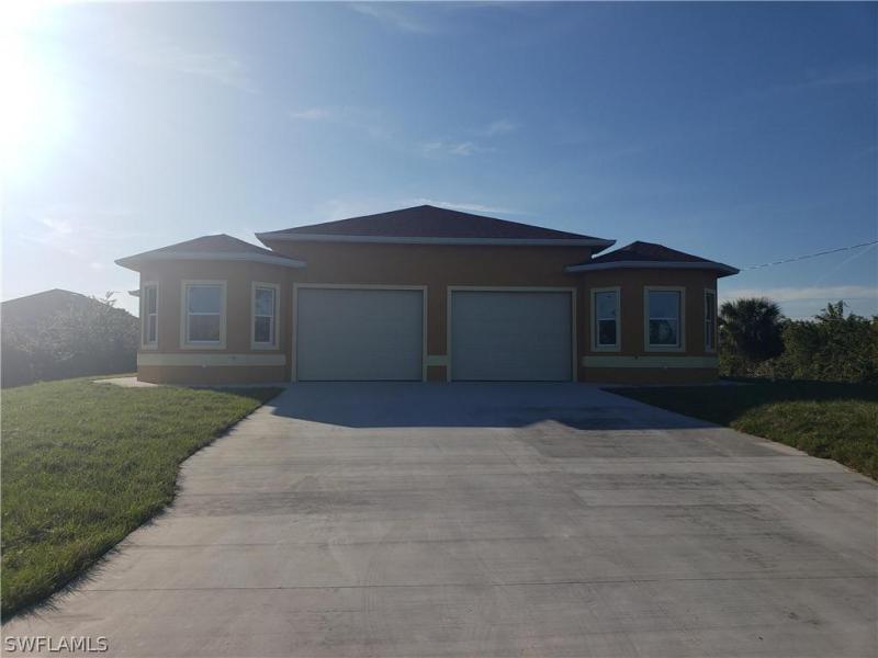 320/322 S Homer,  Lehigh Acres, FL
