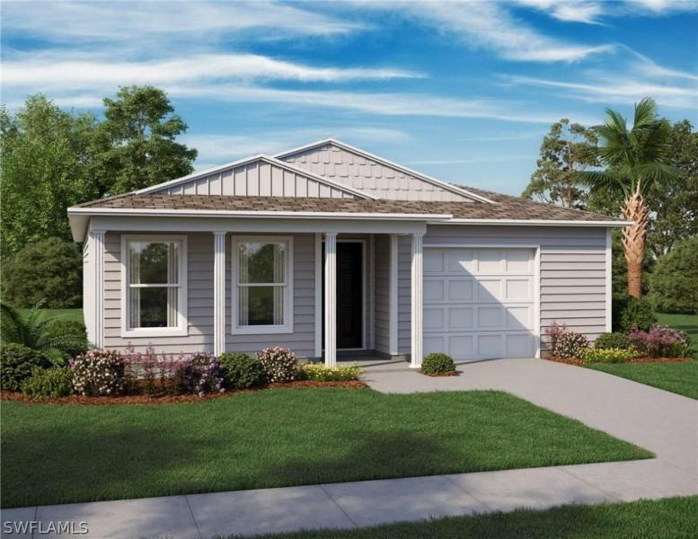 Image of 1278 34th LN  # Cape Coral FL 33909 located in the community of CAPE CORAL