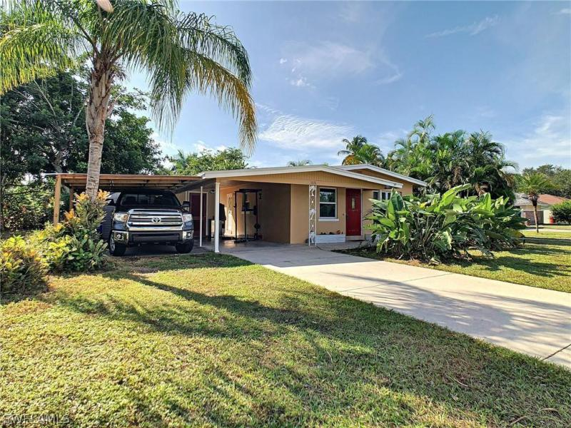Image of 1676 Braman AVE  # Fort Myers FL 33901 located in the community of FORT MYERS
