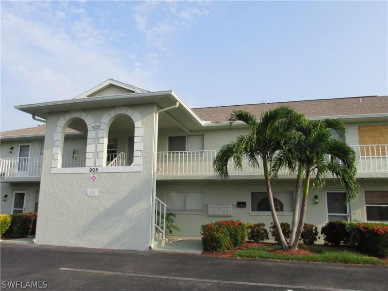 4802  Tudor DR Unit 205, Cape Coral, FL 33904-