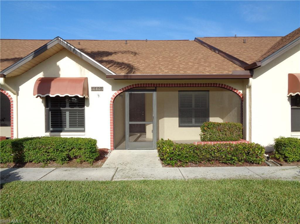 Image of 10803 Queen Anne LN  #202 Naples FL 34109 located in the community of REGENT PARK