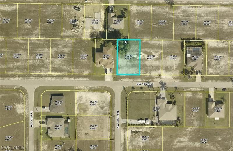 4025 Nw 22nd Street, Cape Coral, Fl 33993