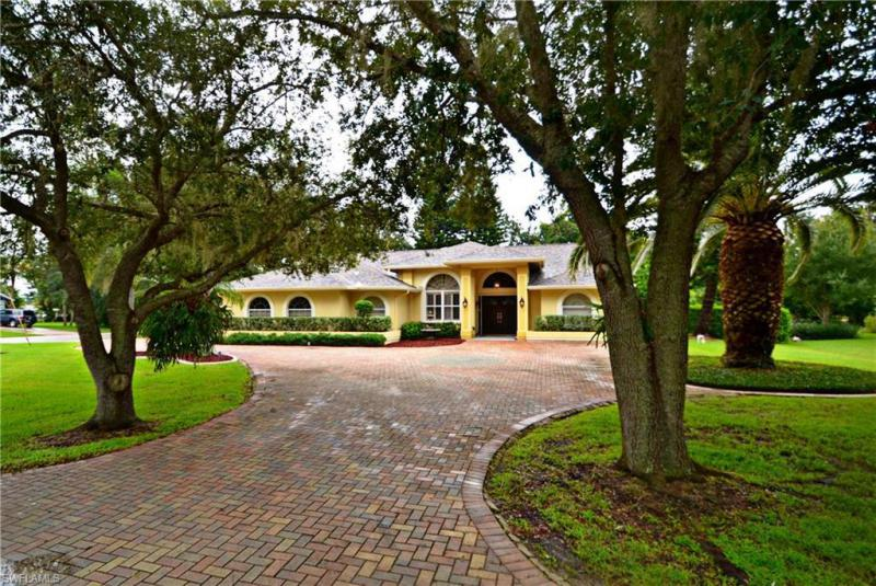 3770 N Hidden Acres,  North Fort Myers, FL