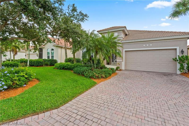 Image of 8947 Crown Bridge WAY  # Fort Myers FL 33908 located in the community of CROWN COLONY