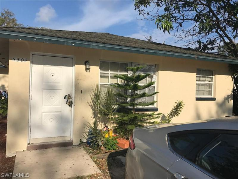 2016  Queen ST, North Fort Myers, FL 33917-