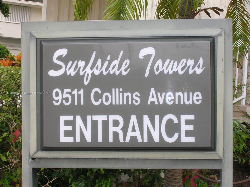 For Sale at  9511   Collins Ave #901 Surfside FL 33154 - Surfside Towers - 1 bedroom 1 bath A10184600_16