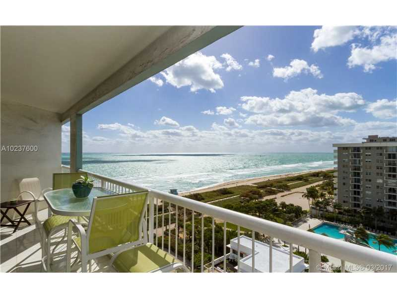 Real Estate For Rent 9341   Collins Ave #1003 Surfside FL 33154 - Marbella Condo