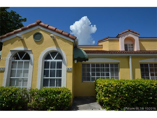 Miami Lakes Residential Rent A10163067