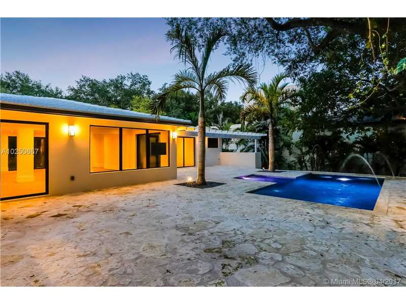 For Sale at  510   Tivoli Ave Coral Gables  FL 33143 - Coral Gables Biscayne Bay - 4 bedroom 3 bath A10250867_24