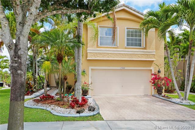 18091 SW 33rd St , Miramar, FL 33029-1629