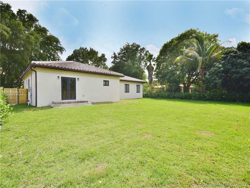 For Sale at  11004 NW 2Nd Ave Miami Shores  FL 33168 - Shoreland Heights - 4 bedroom 3 bath A10227234_11