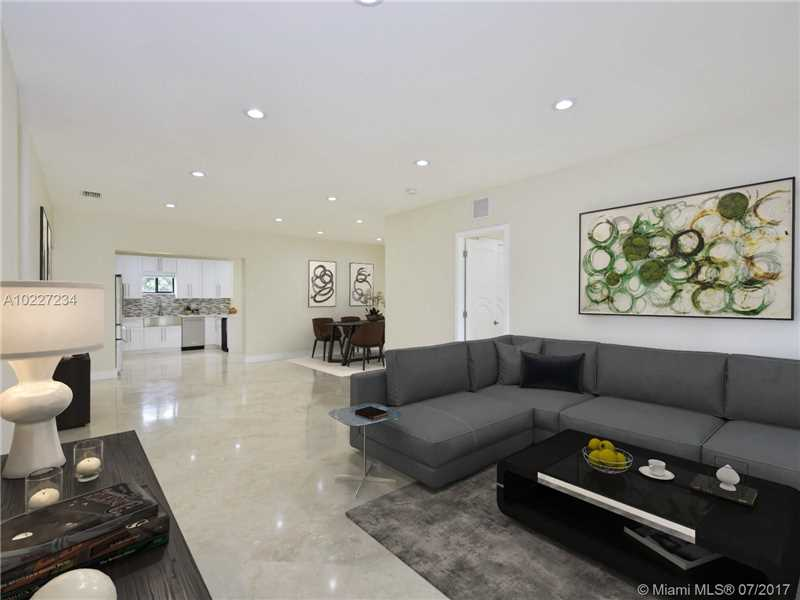 For Sale at  11004 NW 2Nd Ave Miami Shores  FL 33168 - Shoreland Heights - 4 bedroom 3 bath A10227234_4
