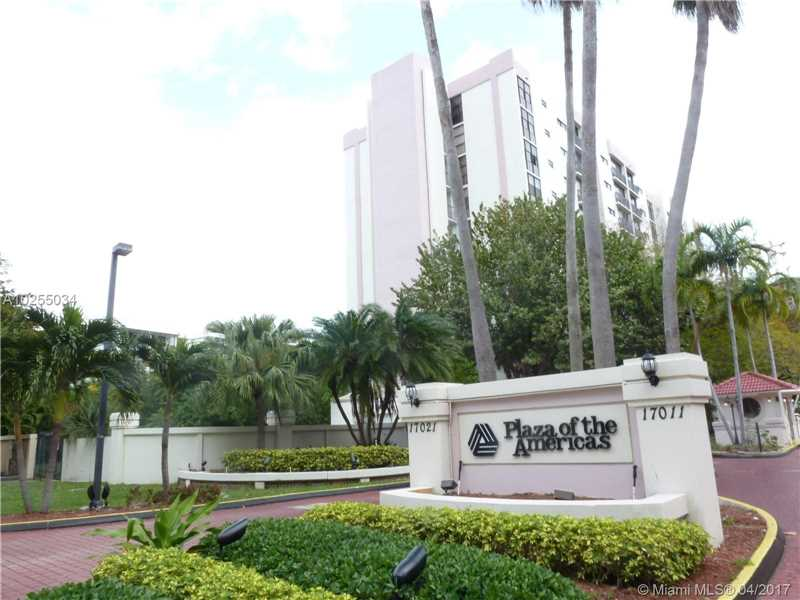 Real Estate For Rent 16919 N Bay Rd #401 Sunny Isles Beach  FL 33160 - Plaza O The Americas