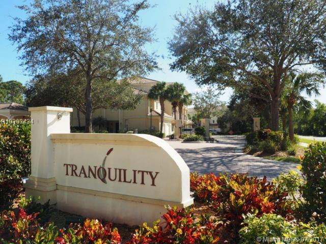 TRANQUILITY CONDO TRANQUILITY