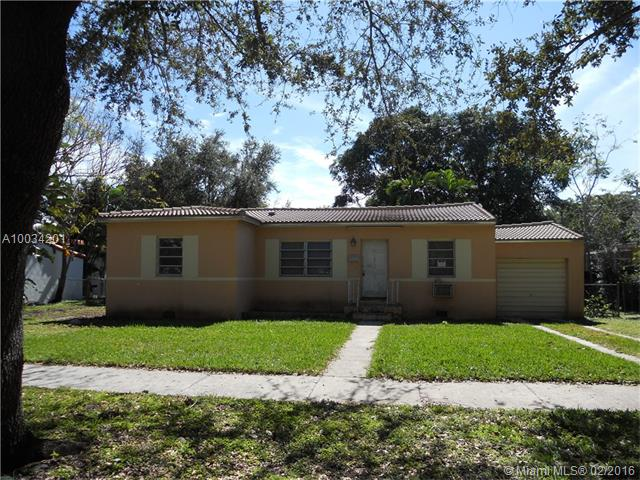 For Sale 78 NW 107Th St Miami Shores  FL 33168 - Dunnings Miami Shores Ext