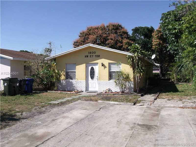 3025 NW 11th St , Fort Lauderdale, FL 33311-5617