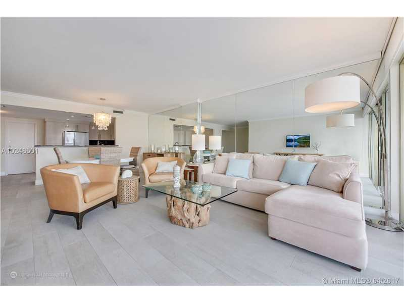 Real Estate For Rent 199   Ocean Lane Dr #907 Key Biscayne  FL 33149 - Commodore Club South
