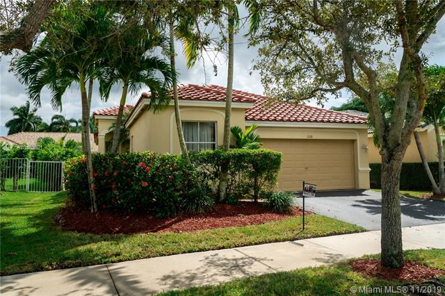 1708  Aspen Ln,  Weston, FL