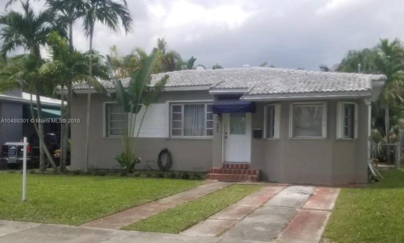 831  Plover Ave , Miami Springs, FL 33166-