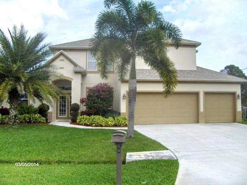 Port Saint Lucie Single Family A10151668